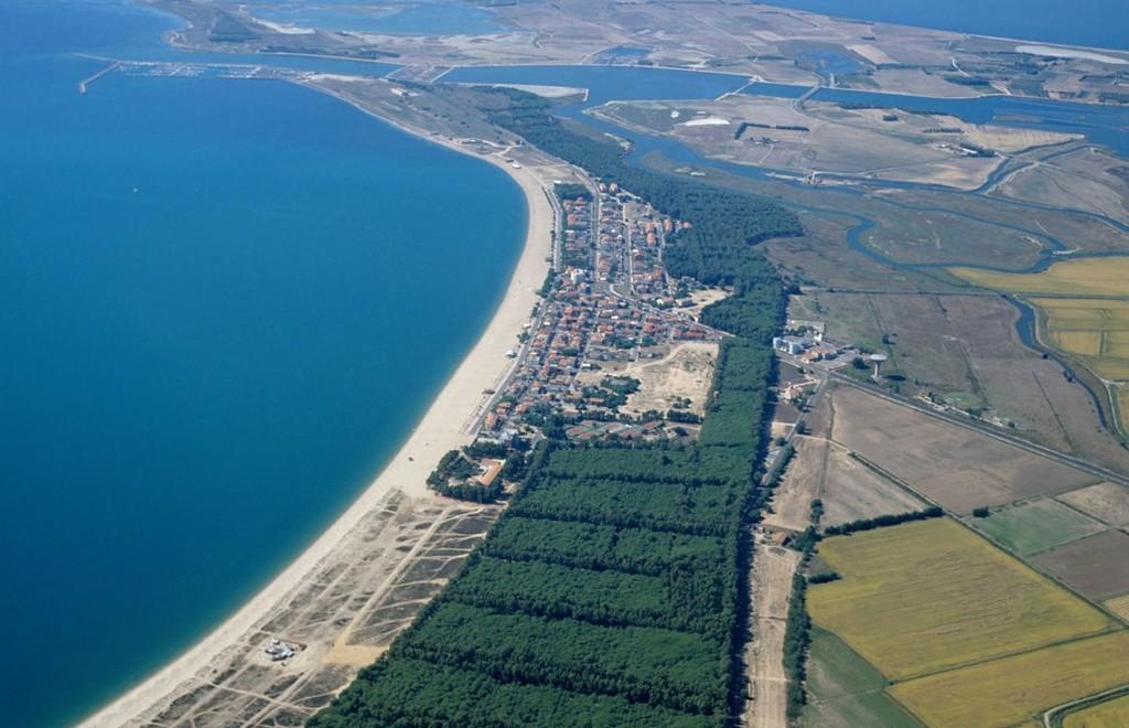 Spiaggia di Torre Grande Oristano
