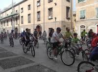 Bicincittà 8 maggio 2016 a Sassari.