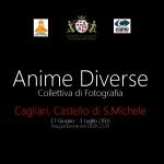 ANIME DIVERSE Collettiva Fotografica – Scuola d'arte fotografica Fine Art – visitabile fino al 3 luglio 2016 Cagliari Castello San Michele.