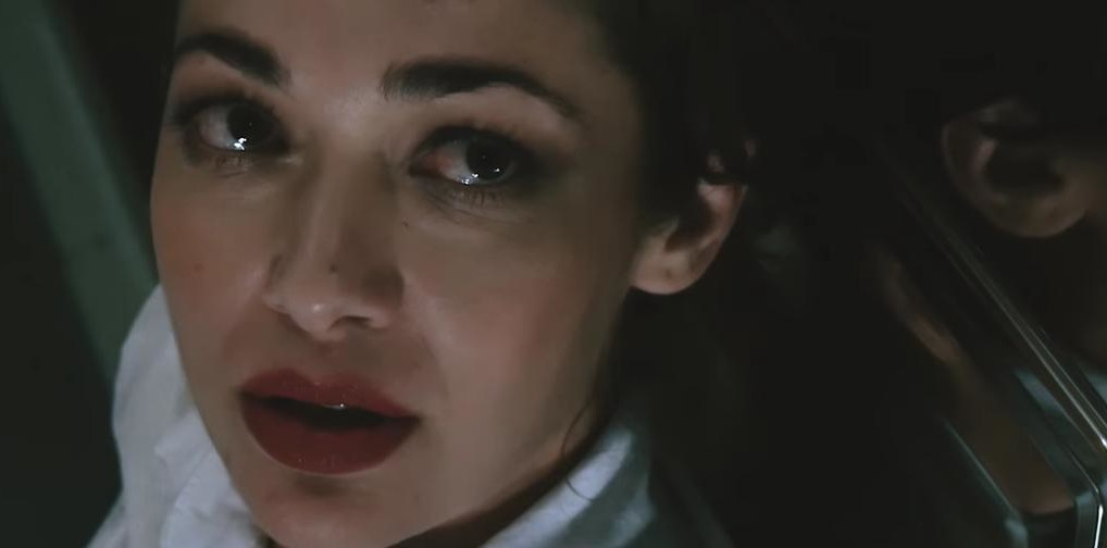 Elisa Desogus attrice protagonista del Video Clip di Dave Ruda L'amore esplode