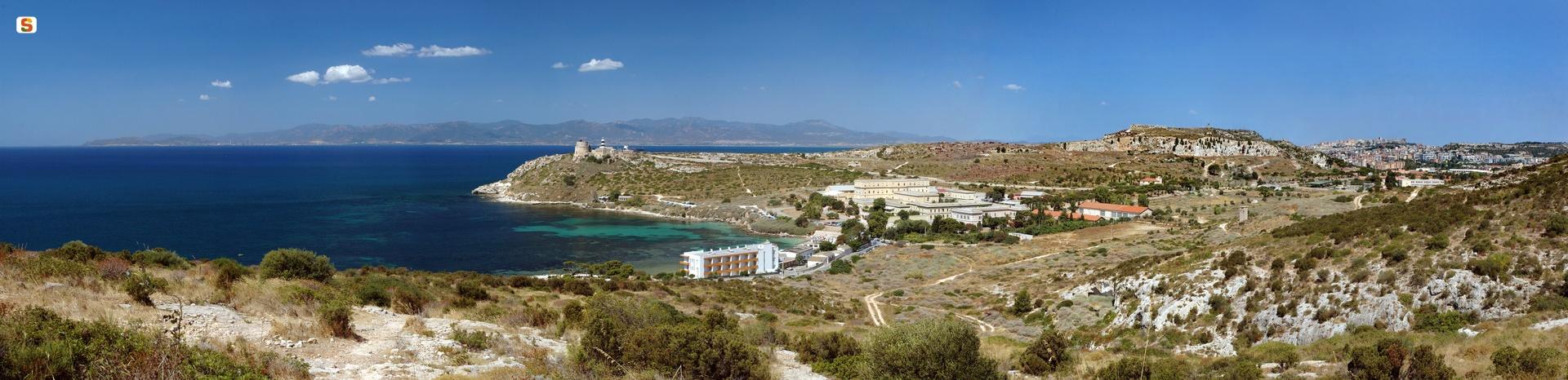 E\' attivo a Cagliari presso la spiaggia di Cala Mosca e il Poetto il ...