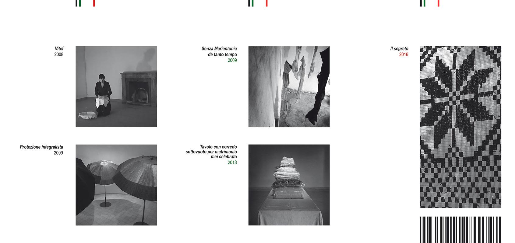 VITEF la Mostra di Pietruccia Bassu curata da Valerio Dehò si svolgerà all'Archivio storico del Comune di Sassari dal 1° al 15 luglio 2016.