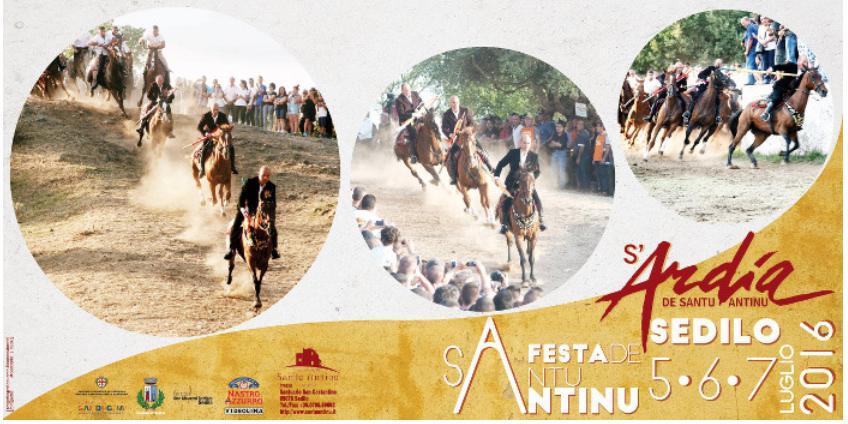 Ardia 2016 Sedilo. Ardia Sedilo 2016. Informazioni storiche e culturali sull'Evento e il programma completo del 2016.