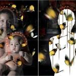 """Sguardi sul mondo attuale #1 Eastern eyes """"Arte contemporanea internazionale da una collezione privata in Sardegna"""" a Cagliari nel Centro d'Arte EXMA visitabile fino al 28 agosto 2016."""