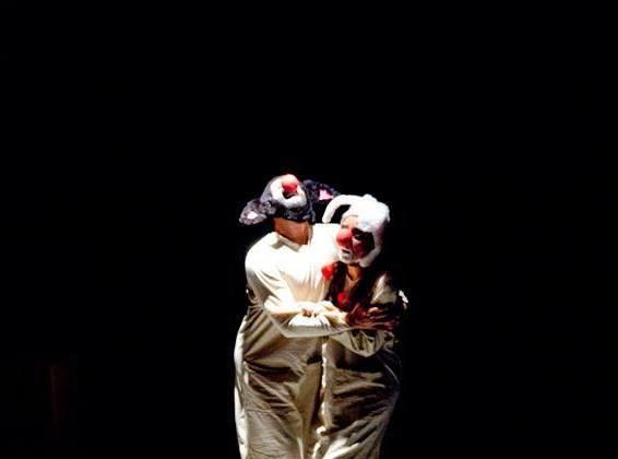 "I war born. Anam Teatro ""I war born"" Di e con Daniele Pettinau e Cristina Olianas."