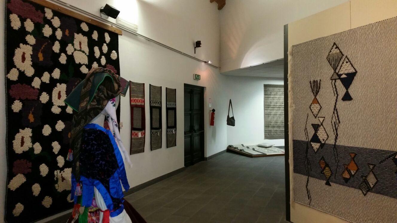 COMUNE DI SAMUGHEO e MURATS presentano TESSINGIU 49^ Mostra dell'Artigianato Sardo visitabile fino al 21 agosto 2016