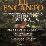 Inaugura il 5 luglio 2016 alla MEM di Cagliari la Mostra Fotografica El Encanto: uno sguardo antropologico sulla cultura Wiwa.