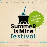 Summer Is Mine Festival Carbonia 5-6-7 Agosto 2016