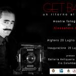 Get Back – Un ritorno al passato Mostra Fotografica di Alessandro Spiga alla Galleria Antiquaria Belle Epoque ad Alghero dal 20 Luglio al 18 Agosto 2016.