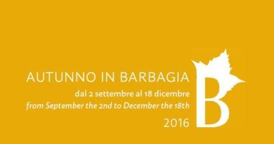 Autunno in Barbagia dal 2 settembre al 18 dicembre 2016