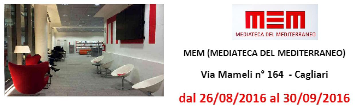 Mostra fotografica Centenari di Sardegna alla MEM fino al 30 settembre 2016
