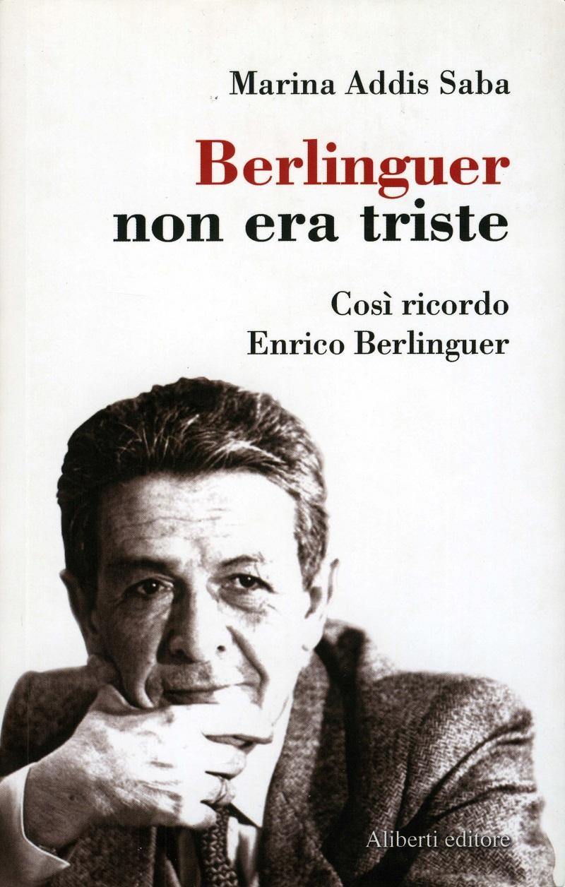 Stintino Copertina libro Berlinguer. Stintino Incontri Stintinesi 2016. Conferito il riconoscimento di Stintinese doc alla famiglia Berlinguer.