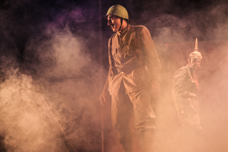 Quest'anno il programma del Festival Tuttestorie è arricchito da un'importante sezione di spettacoli dedicati sia ai più piccoli che al pubblico dei grandi. Coinvolti l'EXMA, il Teatro Massimo e Gli Intrepidi Monelli.