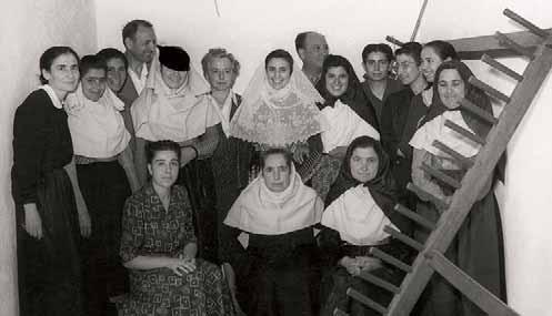 Eugenio Tavolara al corso ENAPI di tessitura