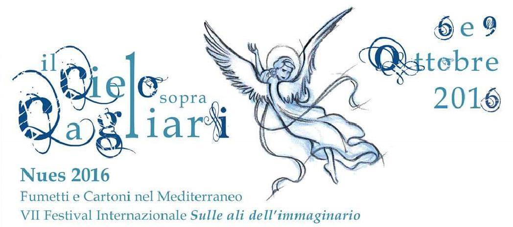 Nues 2016 Il Cielo Sopra Cagliari mostra visitabile fino al 21 novembre 2016