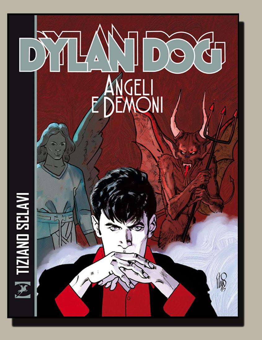 Nues 2016 VII Festival Internazionale : Miti dell'immaginario a fumetti: Dylan Dog e Angeli e Demoni