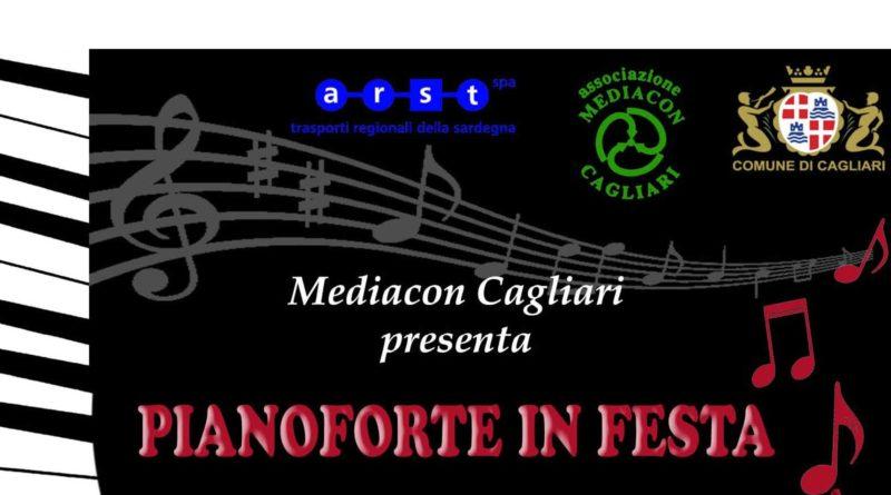 Pianoforte in Festa sabato 22 ottobre 2016 alla stazione Metro di piazza Repubblica a Cagliari.