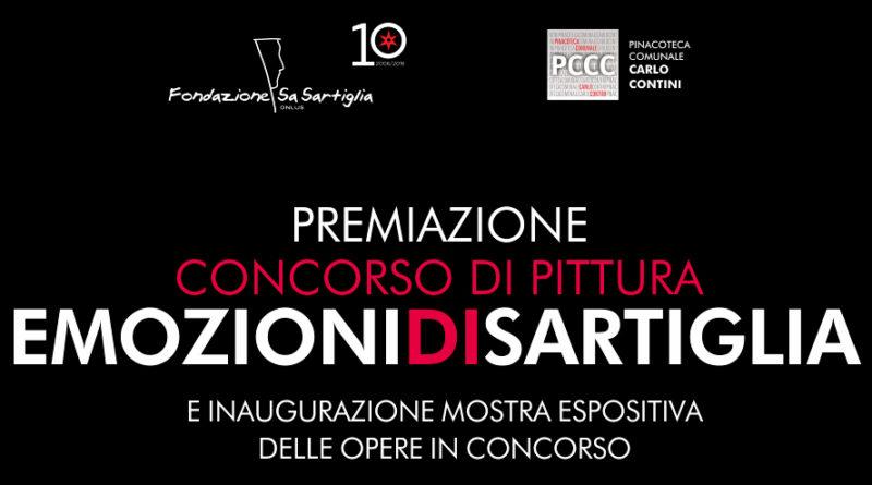 Emozioni di Sartiglia - Il 28 ottobre 2016 le premiazione del concorso di pittura.