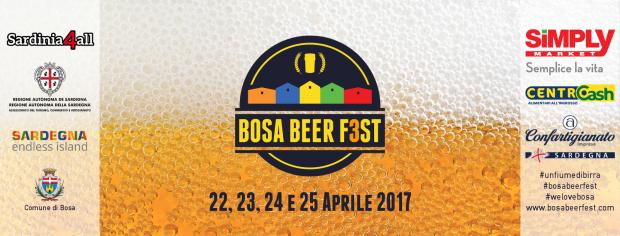 Programma 2017 del Bosa Beer Fest Bosa vi aspetta dal 22 al 25 Aprile 2017
