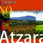 Ajò in pullman a … ATZARA per la Sagra del vino il 14 maggio 2017.