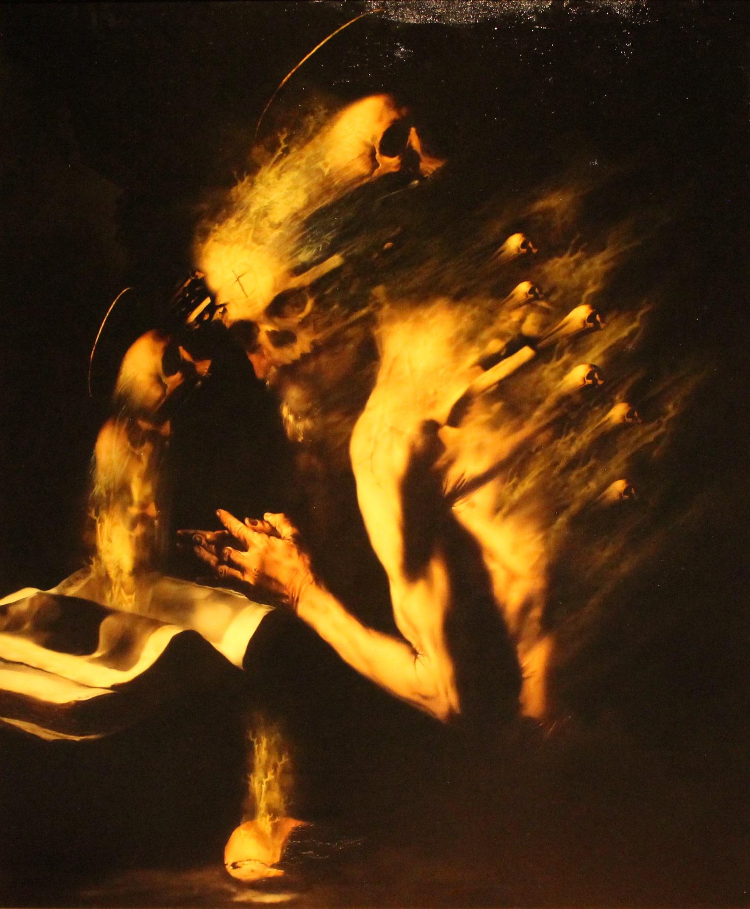 """Ettore Aldo Del Vigo. Ecco le tre opere Sarde scelte per la XII Mostra d'Arte Internazionale che si svolgerà a gennaio 2018 presso le prestigiose """"sale del Bramante"""" in Roma."""