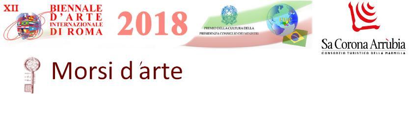 """Ecco le tre opere Sarde scelte per la XII Mostra d Arte Internazionale che si svolgerà a gennaio 2018 presso le prestigiose sale del Bramante in Roma. Alla XII Mostra d'Arte Internazionale che si svolgerà dal 20 al 29 gennaio 2018 presso le prestigiose """"sale del Bramante"""" in Roma sono tre le opere selezionate per rappresentare la Sardegna e i suoi artisti."""
