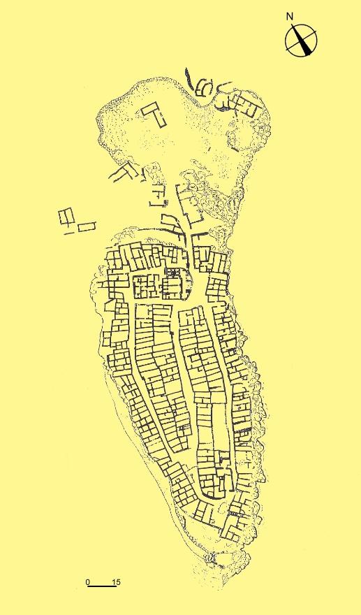 Abitato Monte Sirai come arrivare e informazioni storiche e turistiche