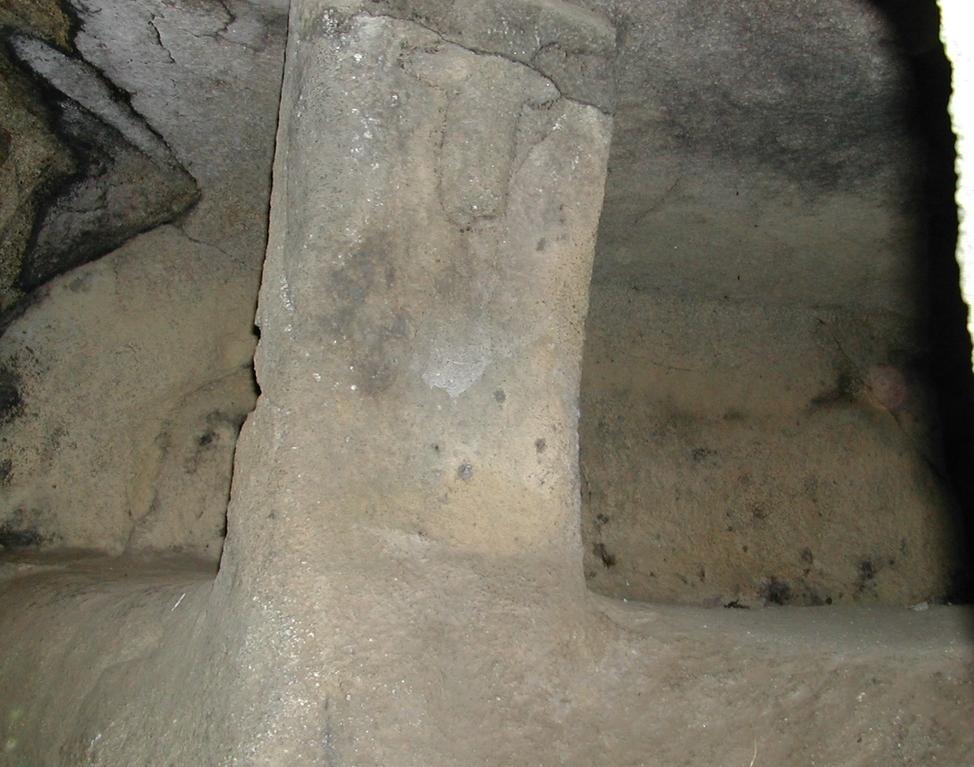 Mamoiada domus de janas Istevene protome taurina cosa vedere come arrivare