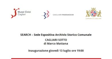 Cagliari Sotto Mostra fotografica di Marco Mattana