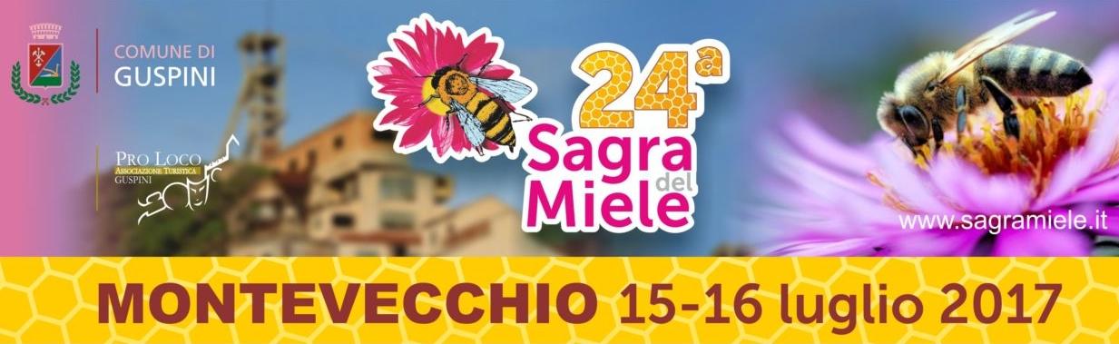 Sagra del Miele a Montevecchio dal 15 al 16 luglio 2017 è la sua 24esima edizione.