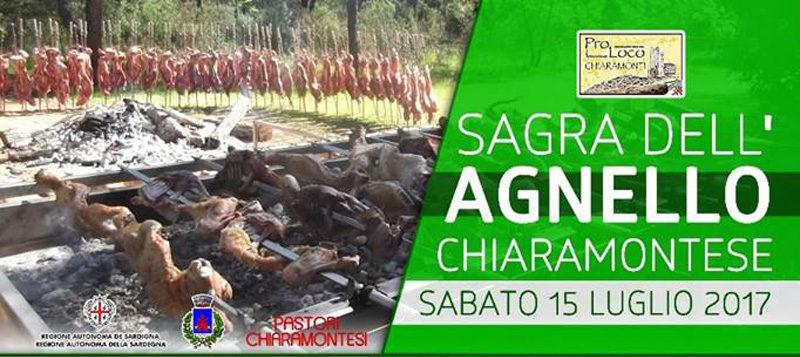 Sagra dell'Agnello Chiaramontese sabato 15 luglio 2017