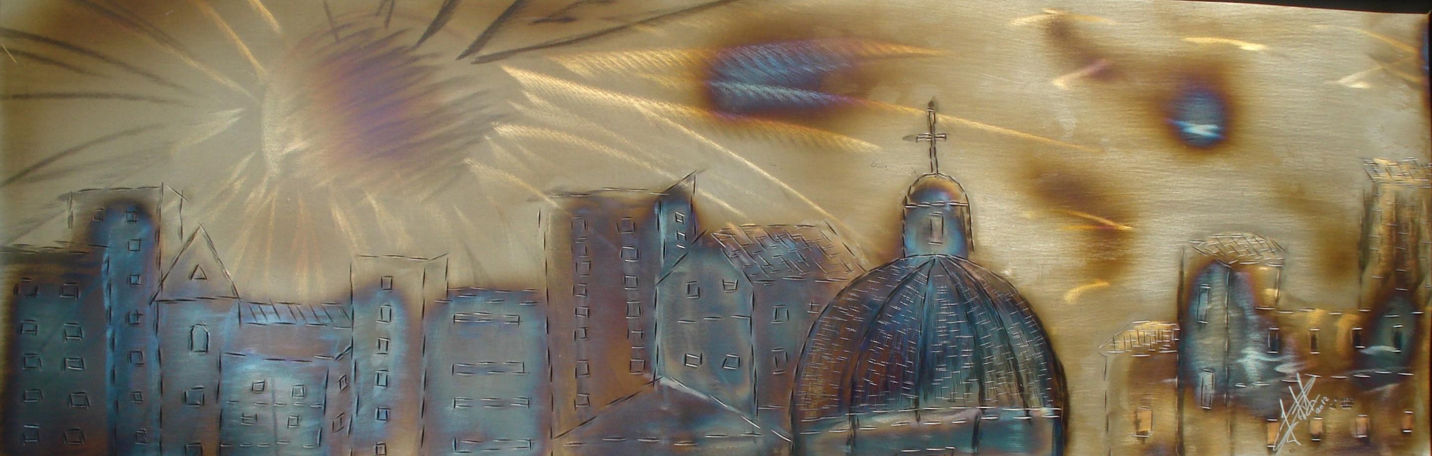 """""""abluzionidoro"""" mostra dello scultore Roberto Ziranu sale del Ghetto a Cagliari dal 14 luglio al 10 settembre 2017. Si inaugura venerdì 14 luglio, a partire dalle 19, nelle sale del Ghetto la mostra dello scultore Roberto Ziranu intitolata """"abluzionidoro"""". La mostra, organizzata dal Consorzio Camù, è curata da Flaminia Fanari."""