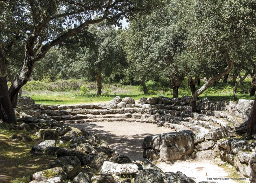 Bitti Cortes Apertas 1.2.3 settembre 2017 Archeologia Villaggio-Santuario di Romanzesu