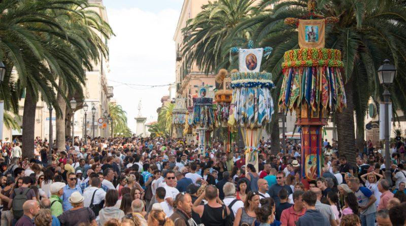 La Vestizione dei Candelieri Sassari • 14 Agosto 2017 dalle 10.00 alle 13.30