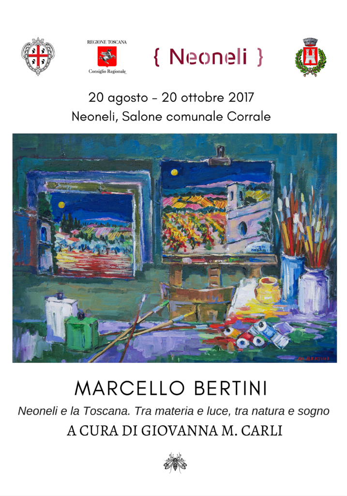 MOSTRA MARCELLO BERTINI