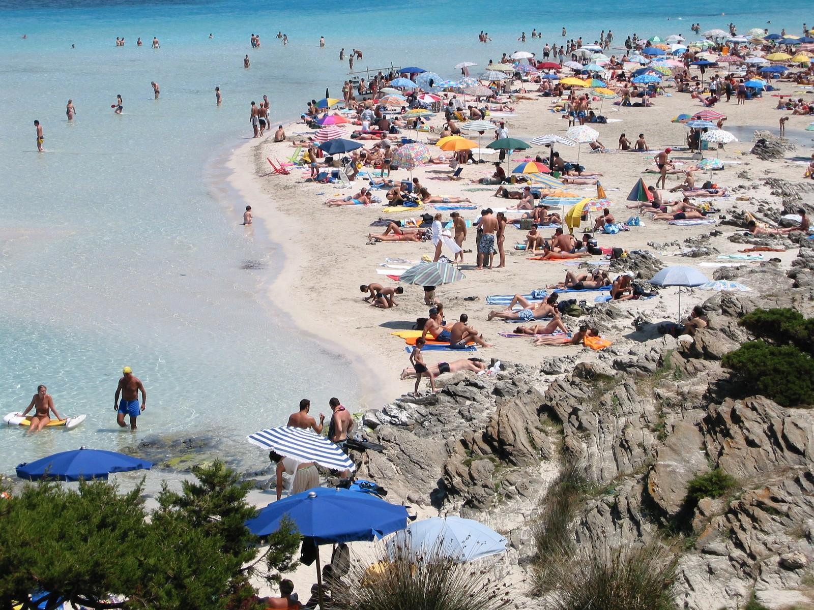 Spiaggia della Pelosa di Roberto Ferrari