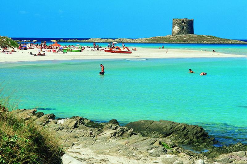 Stintino Pelosa una delle più belle spiagge del nord Sardegna