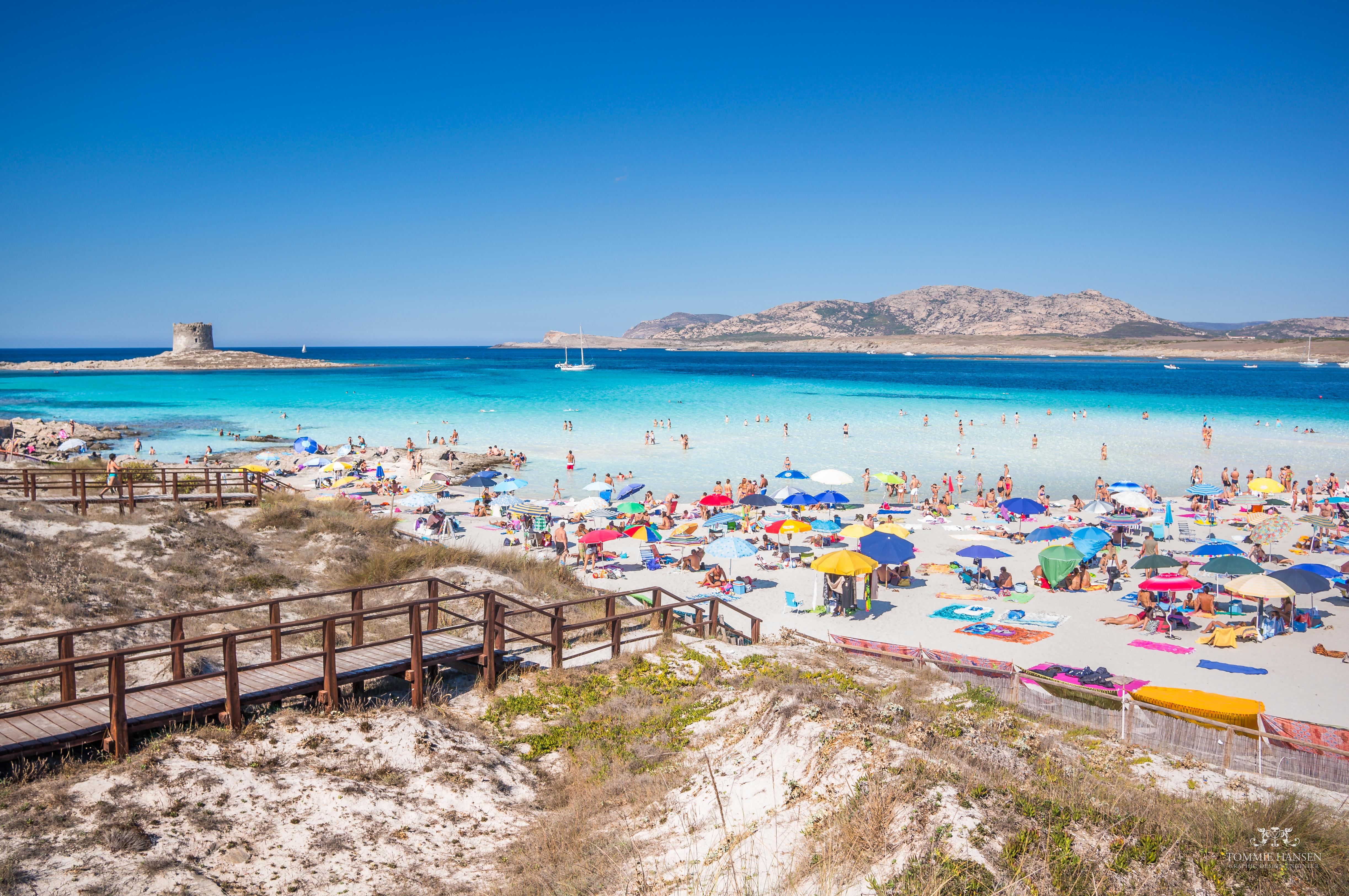 Spiaggia della Pelosa Stintino come arrivare