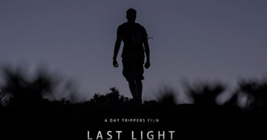 Last light è il nuovo video dei Day Trippers realizzato all'Asinara e sarà on-line da sabato 12 agosto 2017 sul loro canale Youtube