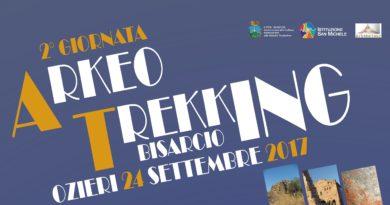 Ozieri Domenica 24 settembre 2017 Arkeotrekking Bisarcio giornata all'insegna della cultura e dell'attività fisica all'aria aperta.