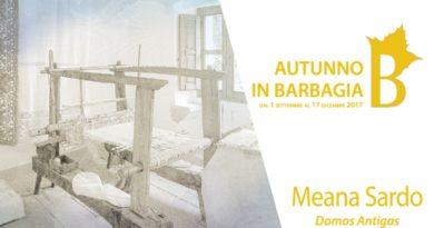 Meana Sardo Cortes Apertas 7 e 8 ottobre 2017 ecco il programma completo.