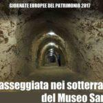 Museo Nazionale G.A. Sanna di Sassari partecipa alle Giornate Europee del Patrimonio 23/24 settembre 2017