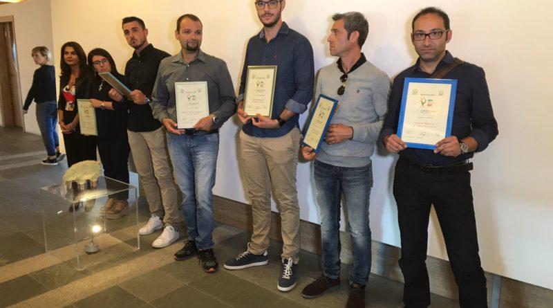 Oscar green 2017 i premiati. Ecco chi sono i sei giovani agricoltori che hanno vinto gli Oscar Green di Coldiretti Giovani impresa Sardegna 2017