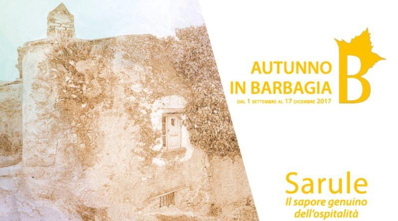 Sarule Cortes Apertas da 16 al 17 settembre 2017 programma completo