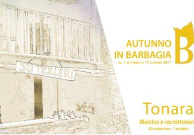 Tonara Cortes Apertas 30 settembre 1 ottobre 2017 programma completo.