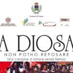 Progetto A Diosa Non Potho Reposare venerdì 8 settembre 2017 ore 21.00 Piazza Sebastiano Satta a Nuoro