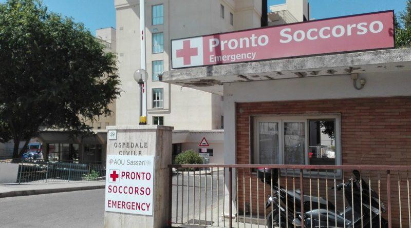 Sassari decesso di un uomo nel perimetro dell'ospedale: precisazioni al caso dell'uomo ritrovato privo di coscienza nel perimetro dell'ospedale.