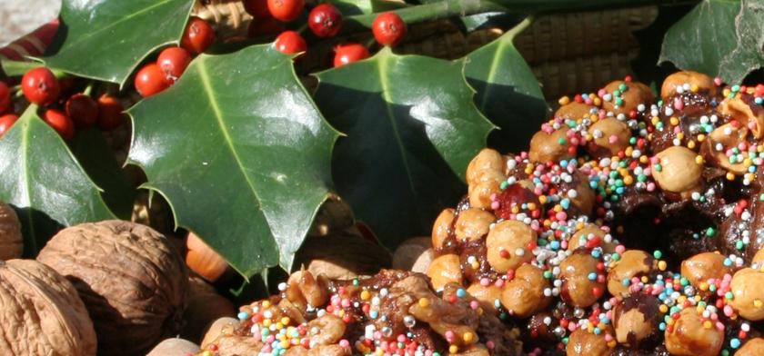 Aritzo dolci castagne e nocciole