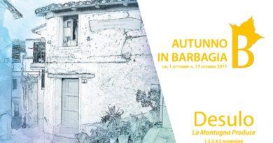 Desulo Cortes Apertas La Montagna Produce 1 2 3 4 5 novembre 2017