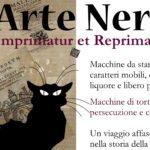Museo Sa Corona Arrùbia sabato 7 ottobre 2017 inaugurazione della mostra L'ARTE NERA. IMPRIMATUR ET REPRIMATUR